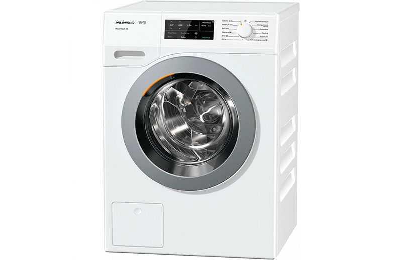 Miele WCR860: самая лучшая стиральная машинка