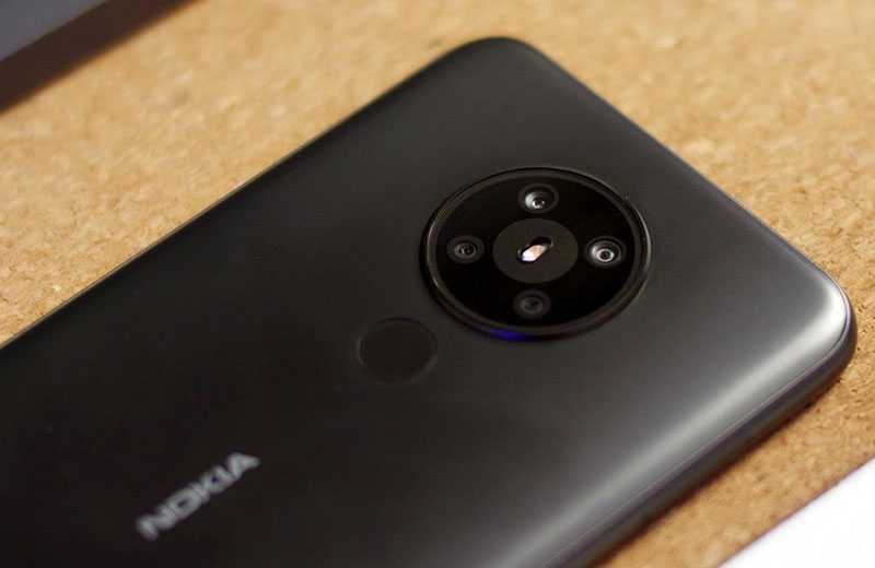 Камеры в Nokia 5.3