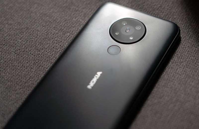 Nokia 5.3 камера