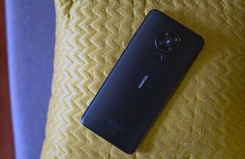 Тест Nokia 5.3