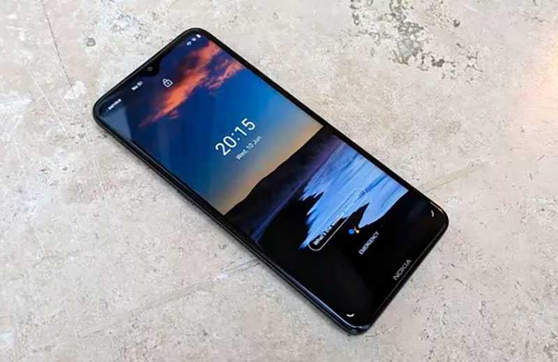 Nokia 5.3 производительность