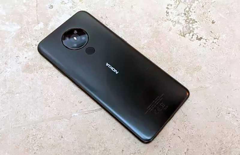 Nokia 5.3 связь