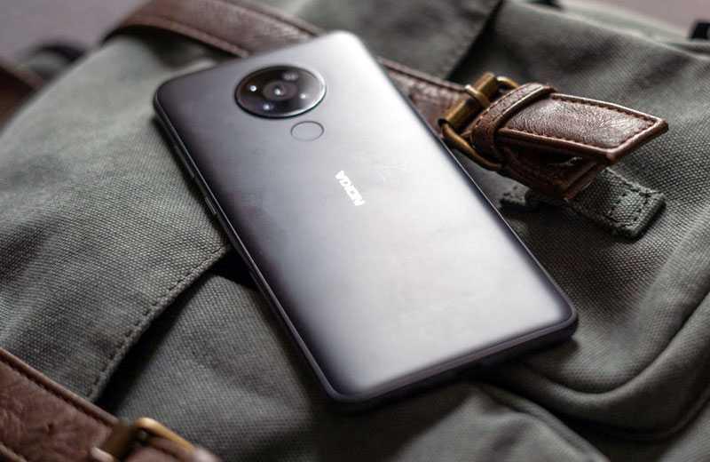 Nokia 5.3 автономность