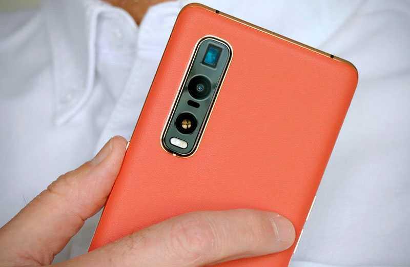 Oppo Find X2 Pro – смартфон с лучшим зумом