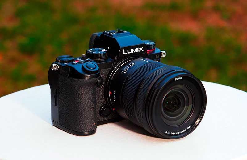 Обзор Panasonic Lumix S5