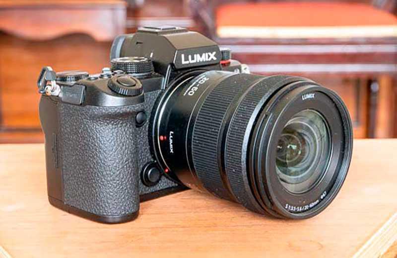 Камера Panasonic Lumix S5