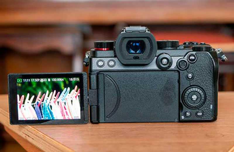 Panasonic Lumix S5 качество съёмки