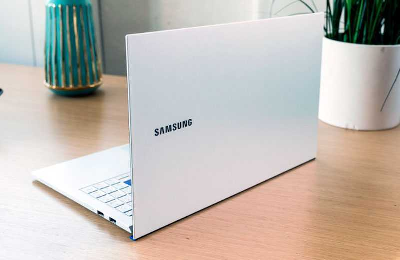 Samsung Galaxy Book Ion дизайн