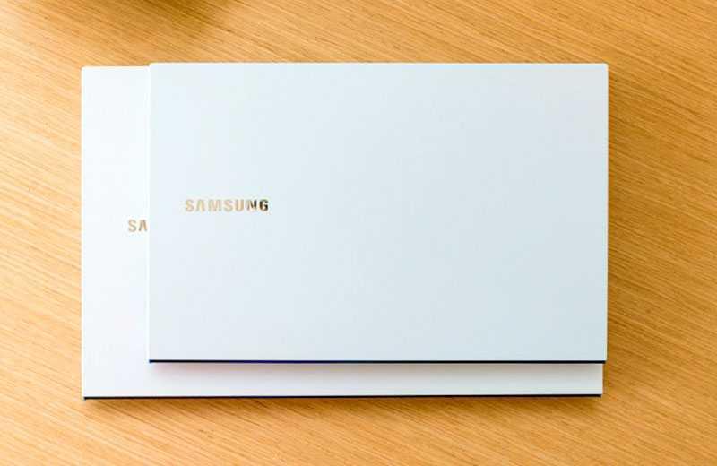 Samsung Galaxy Book Ion ноутбуки