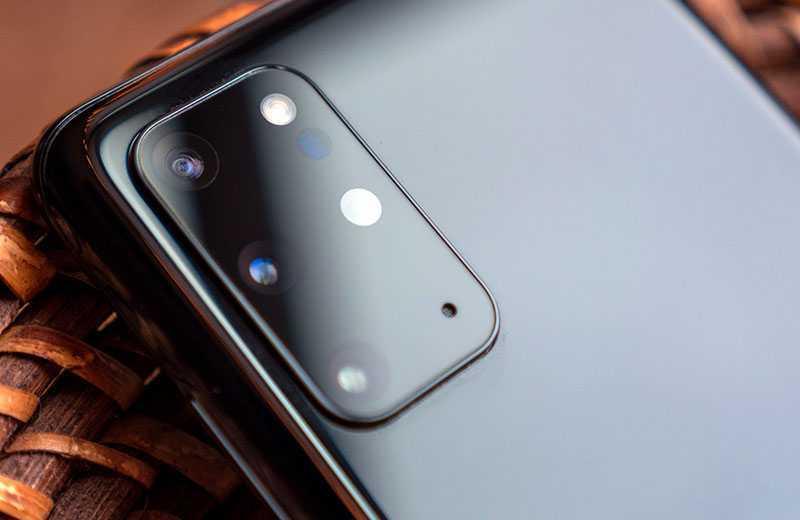 Samsung Galaxy S20 Plus – лучший камерофон 2020 с оптической стабилизацией