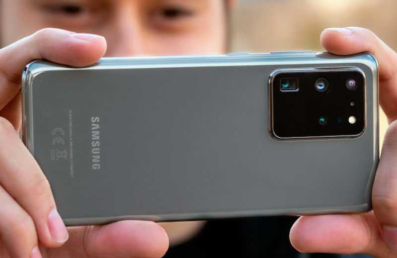 Samsung Galaxy S20 Ultra – Android смартфон с хорошей камерой