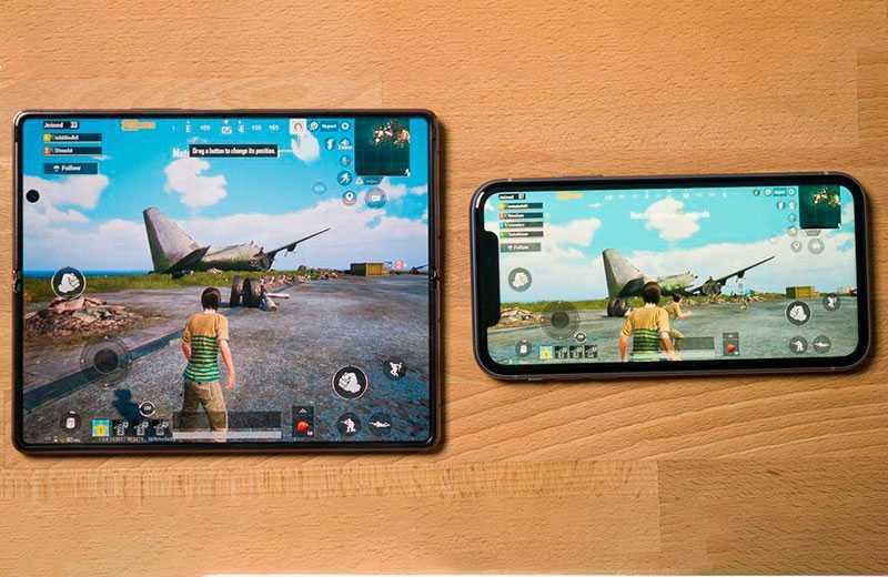 Samsung Galaxy Z Fold 2 производительность