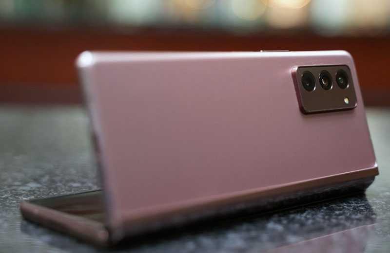 Samsung Galaxy Z Fold 2 батарея
