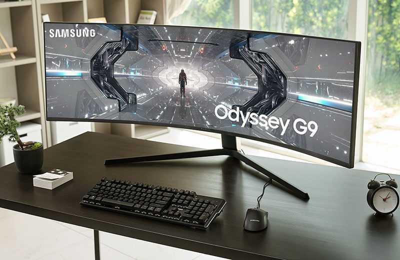 Характеристики Samsung Odyssey G9
