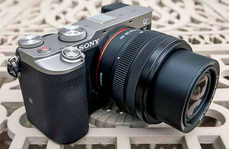 Sony a7C видеосъёмка