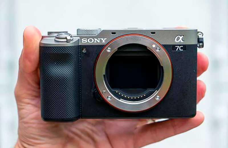 Sony a7C отзывы