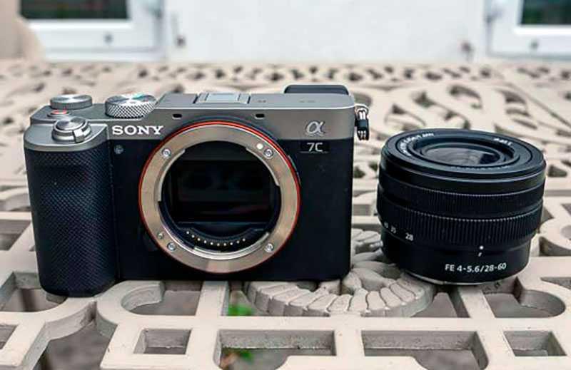 Sony a7C качество видео
