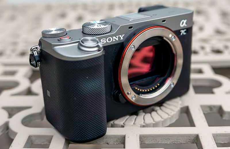 Sony a7C обзор