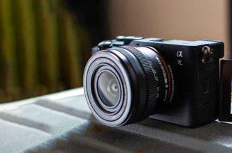 Обзор Sony a7C полнокадровой камеры путешественника — Отзывы TehnObzor