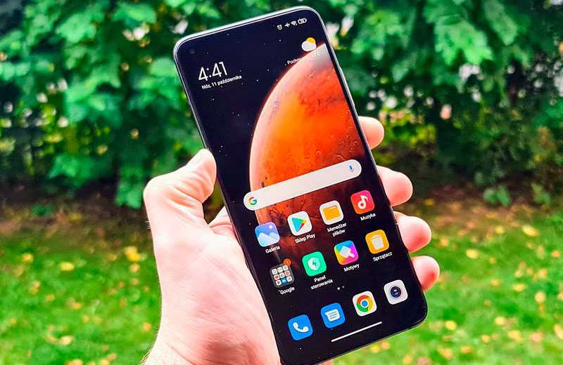 Xiaomi Mi 10T Pro экран
