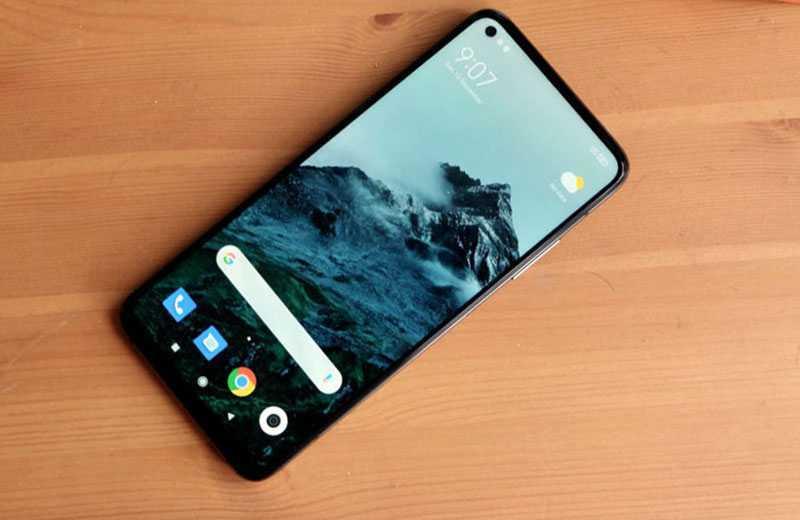 Xiaomi Mi 10T Pro панель
