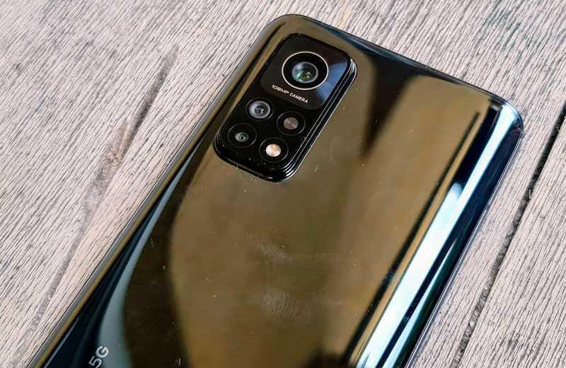 Xiaomi Mi 10T Pro камеры