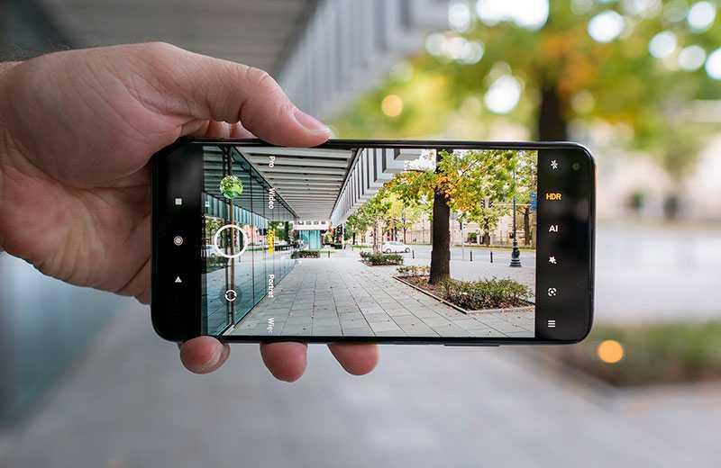 Xiaomi Mi 10T Pro съёмка