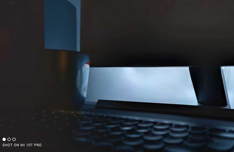 Xiaomi Mi 10T Pro ночной режим