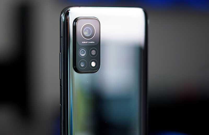 Камера Xiaomi Mi 10T Pro