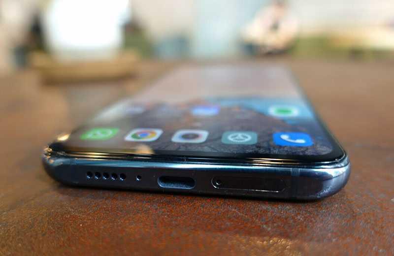 Xiaomi Mi 10T Pro разъёмы