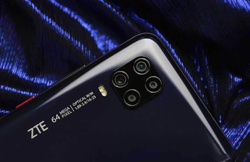 ZTE Axon 11 5G камеры