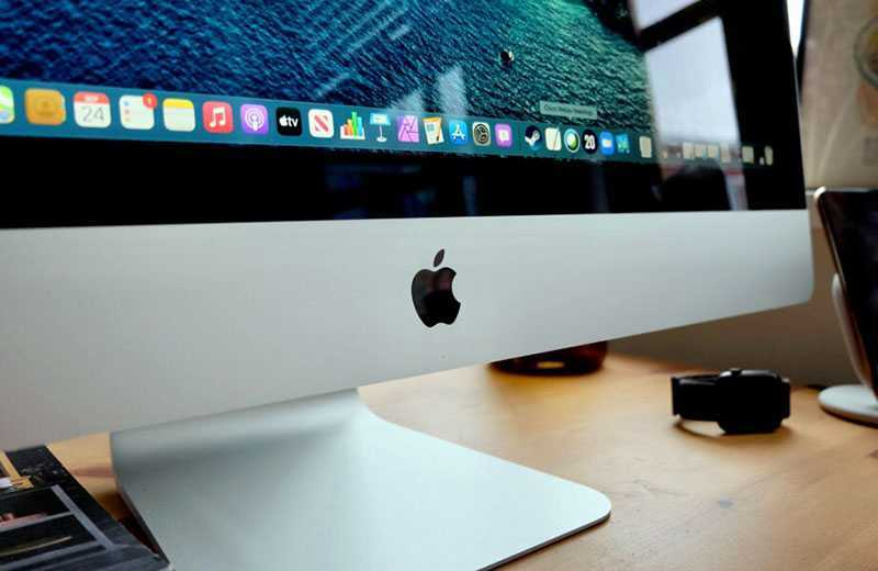 Apple iMac 27 5K (2020) звук
