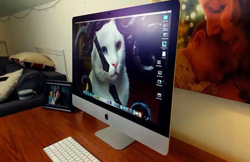 Apple iMac 27 5K (2020) обзор