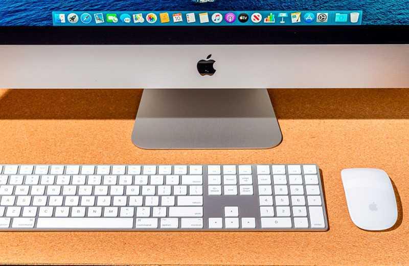 Характеристики Apple iMac 27 5K (2020)