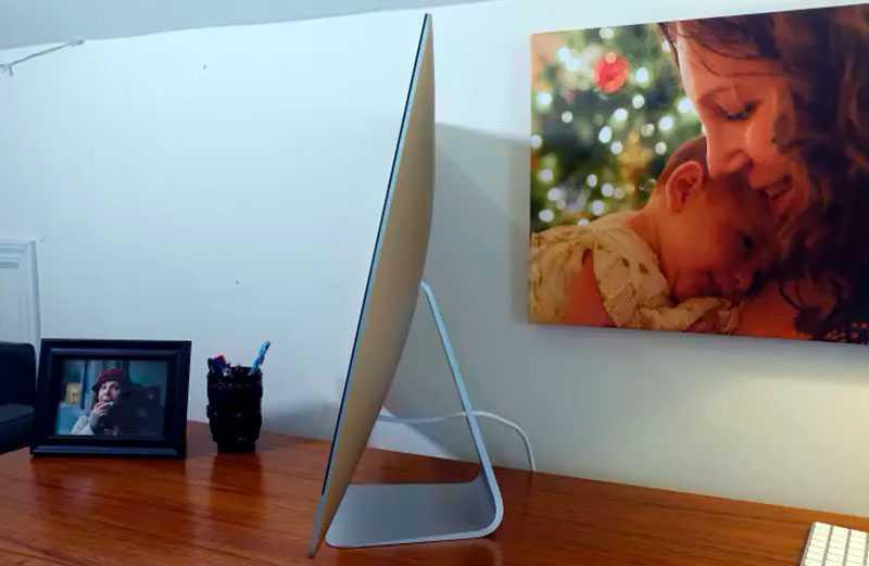 Apple iMac 27 5K (2020) дизайн