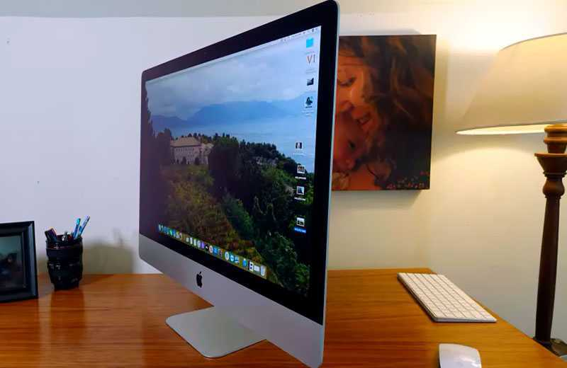Apple iMac 27 5K (2020) экран