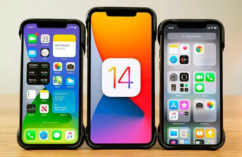 Обзор Apple iOS 14
