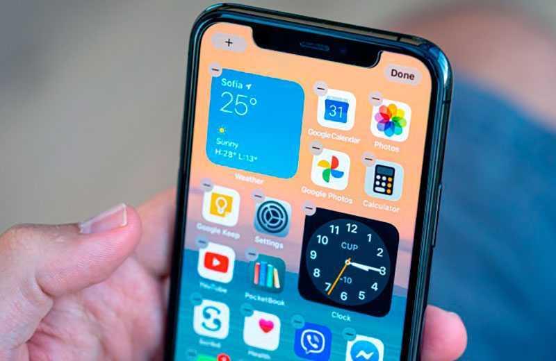 Apple iOS 14 особенности