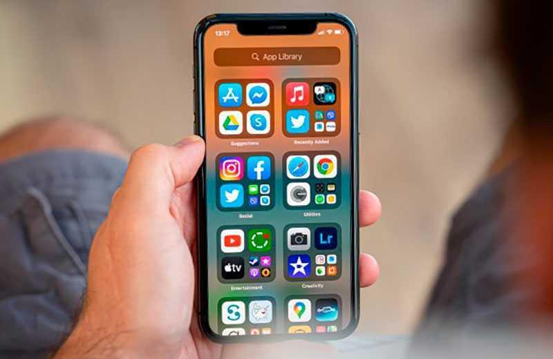 Apple iOS 14 тестирование