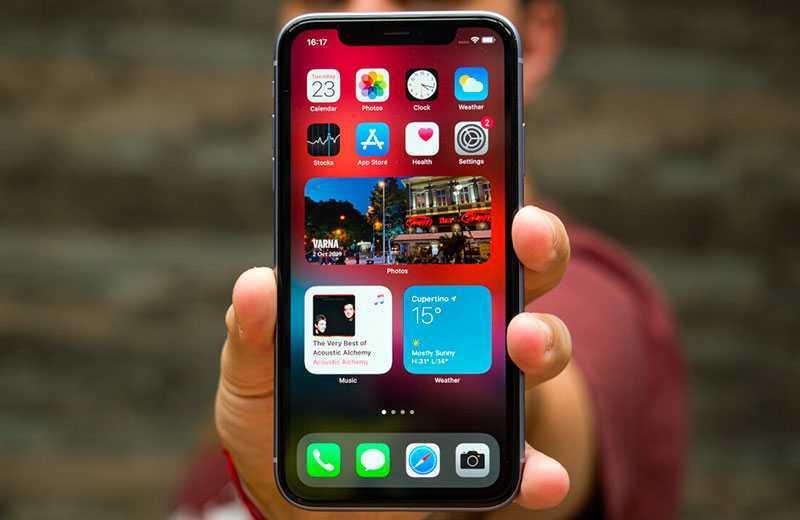 iOS 14 обновления