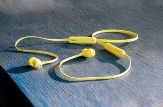 Обзор Beats Flex бюджетных Bluetooth-наушников — Отзывы TehnObzor