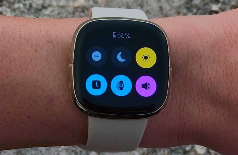 Fitbit Sense умне функции