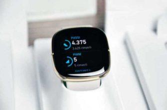 Обзор Fitbit Sense умных часов отслеживающих здоровье — Отзывы TehnObzor