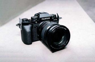 Обзор камеры Fujifilm X-T4 формата APS-C — Отзывы TehnObzor