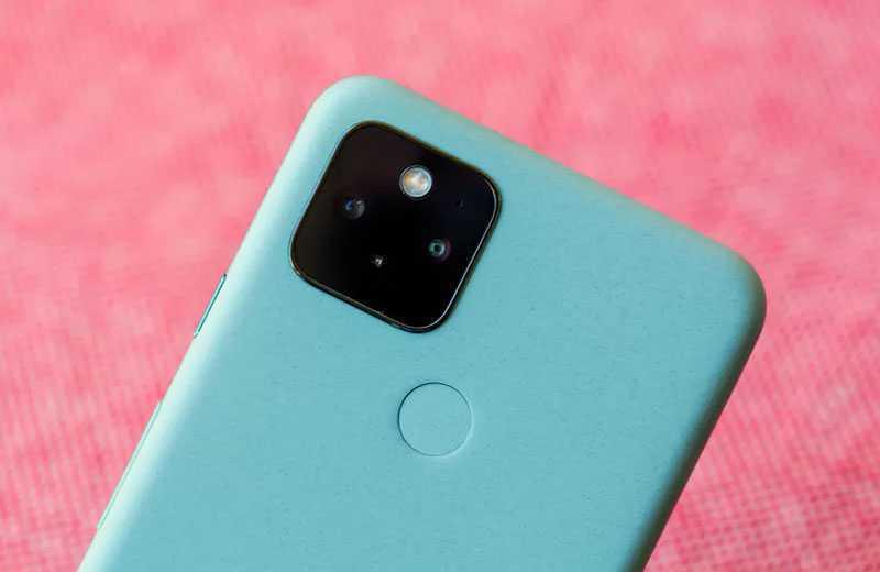 Камеры Google Pixel 5