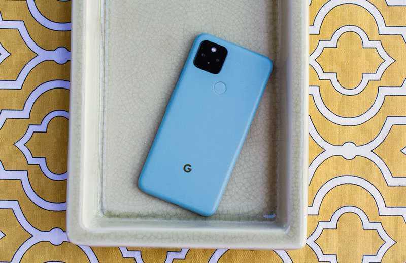 Google Pixel 5 отзывы
