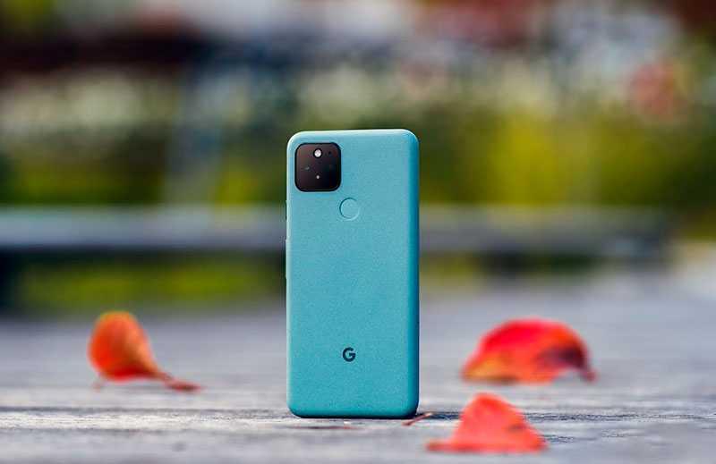 Google Pixel 5 производительность