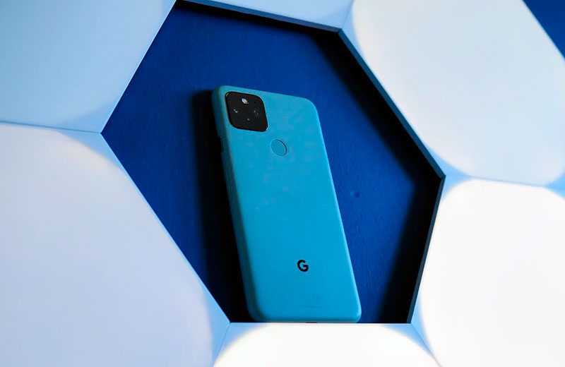 Google Pixel 5 автономность