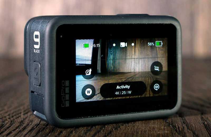 Обзор GoPro Hero 9 Black