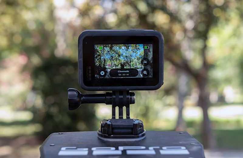 GoPro Hero 9 Black на практике